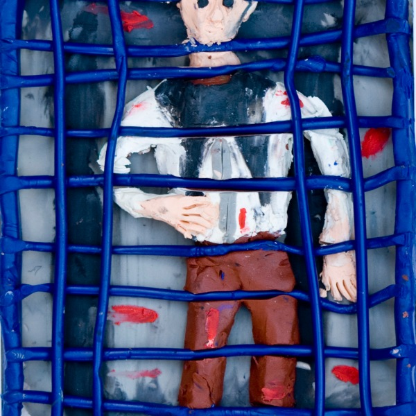While in prison, the Islamic regime tried to pressure us into taking their belief system. Sometimes it felt like my body and mind were being penetrated by their thoughts and beliefs. It was so much pressure that I felt like my body was being severed.