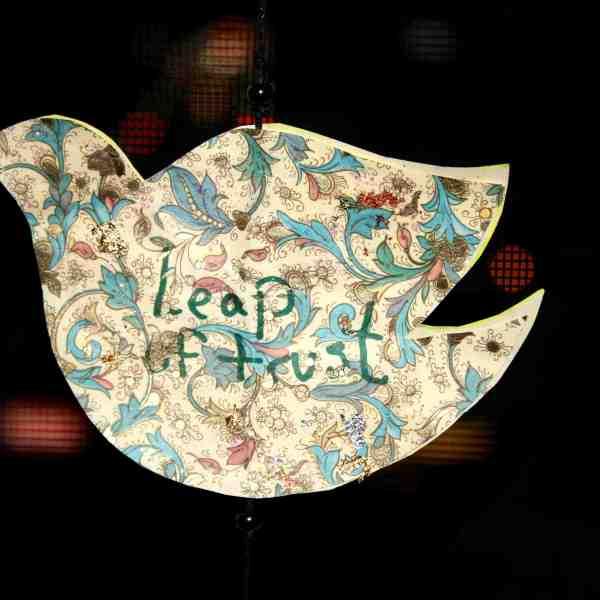 leap of trust
